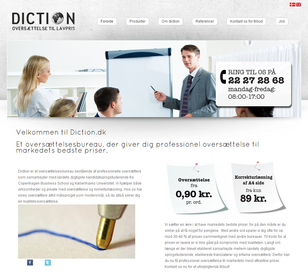 diction - billede
